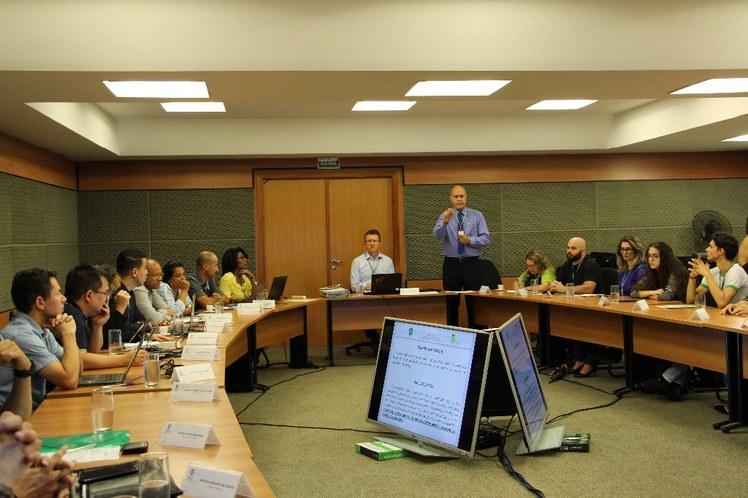 29ª Reunião Ordinária do Cosup