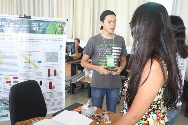 Feira de Ciência e Tecnologia de Aquidauana (Feciaq)