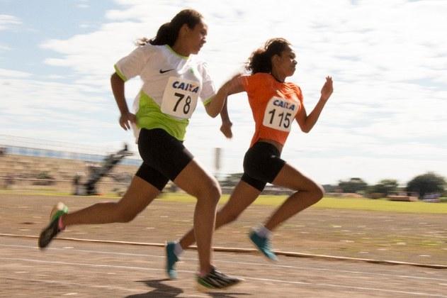 Jogos do Instituto Federal de Mato Grosso do Sul realizados em Campo Grande