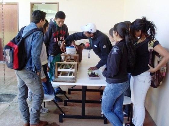 Semana de Ciência e Tecnologia no Campus Nova Andradina do IFMS