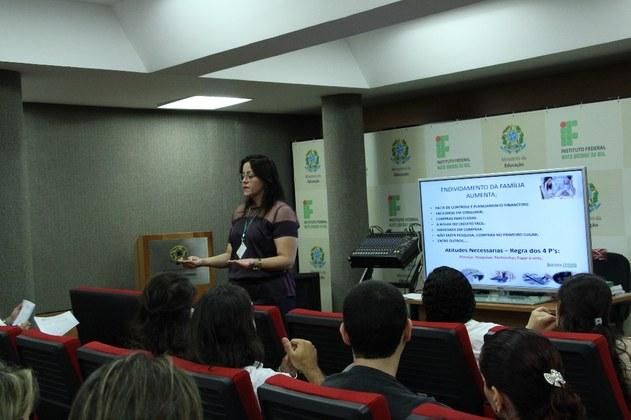 Semana do Servidor do IFMS realizada na Reitoria em 2014