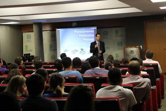 Semana do Servidor do IFMS realizada na Reitoria em 2015