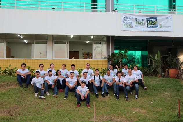 Seminário de Iniciação Científica e Tecnológica realizado em Coxim