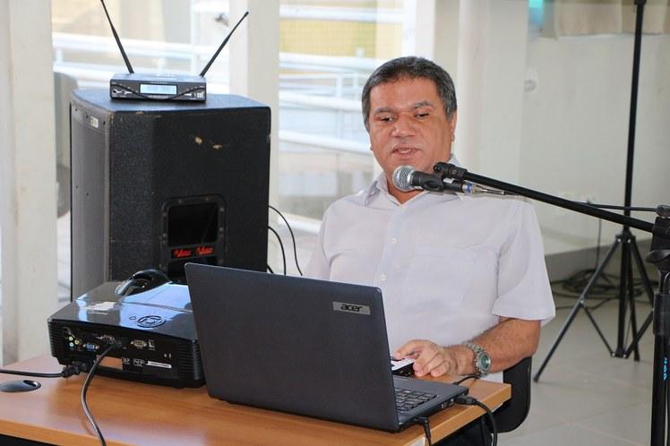 Palestrante José da Costa