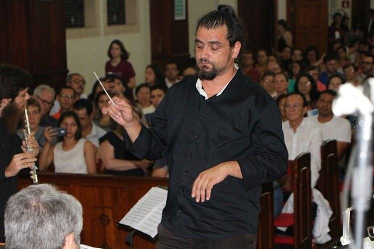 Maestro da orquestra