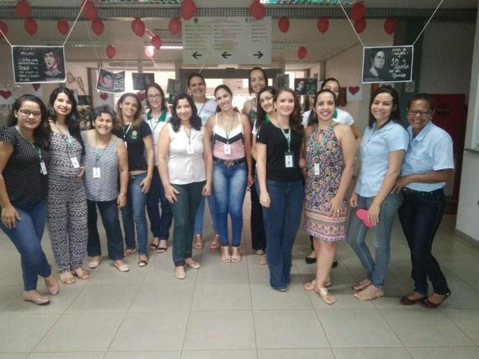 Mulheres do Campus Coxim