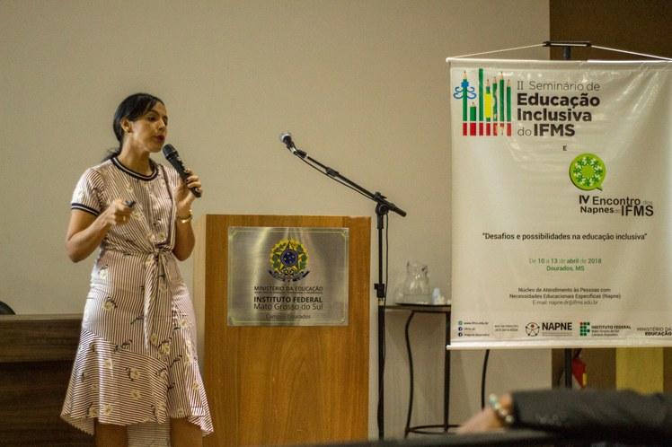 II Seminário de Educação Inclusiva do IFMS