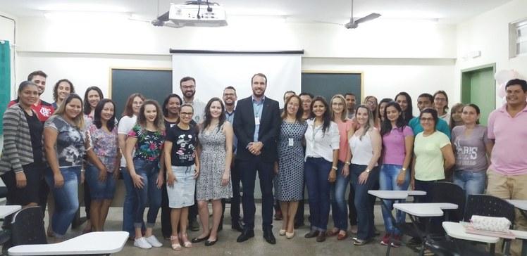 Especialização em Docência para a Educação Profissional, Científica e Tecnológica