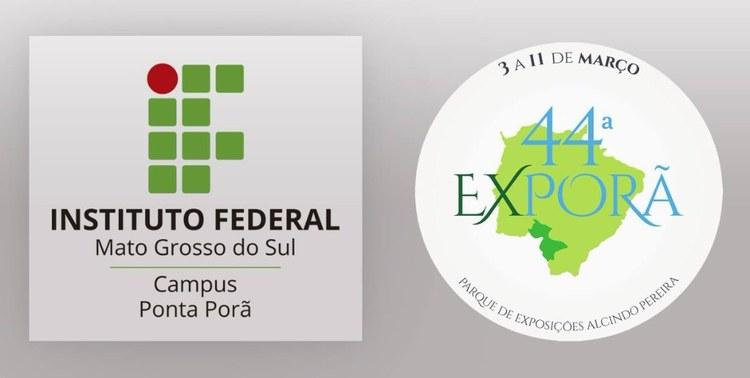 IFMS Campus Ponta Porã na 44ª EXPORÃ 2018, de 3 a 11 de Março.