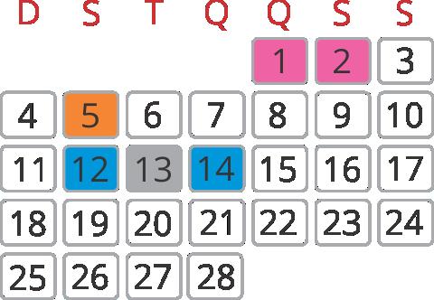 Fevereiro 2018