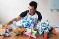 Construção de sólidos geométricos