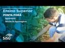 IFMS Ponta Porã - Cursos de Graduação