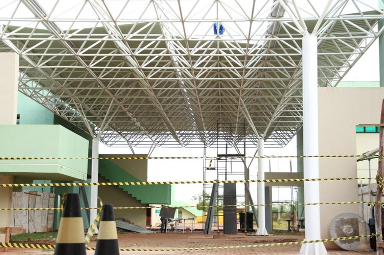 Campus Campo Grande terá área de convivência ainda este ano