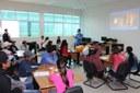 Estudantes receberam orientações para o desenvolvimentos dos projetos - Foto: Campus Ponta Porã
