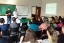 Professores do IFMS explicaram a metodologia para projetos de pesquisa - Foto: Campus Jardim