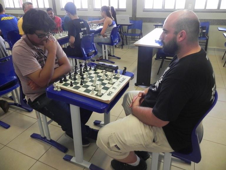 Torneio de xadrez foi uma das atividades do NerdIF