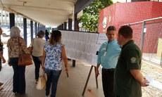 Prova foi aplicada na Escola Estadual Joaquim Murtinho, na Capital