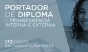 Seleção portador de diploma e transferência