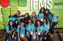 Setenta estudantes do IFMS estão na Capital para participar da Fetec/MS