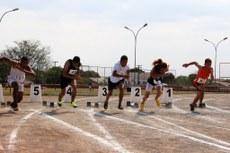 Competição de atletismo foi realizada no sábado, 9, no Centro Olímpico da Vila Nasser.