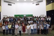 No total, 64 estudantes participam do evento