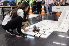 IFMS participou da competição com 18 equipes