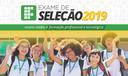 Exame de Seleção 2019