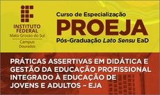 Curso, que será oferecido em Dourados, é destinado a profissionais da educação pública nos níveis federal, municipal e estadual. São oferecidas 50 vagas.