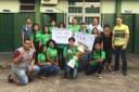 Equipe vencedora foi da Escola Pedro Mendes, de Coxim