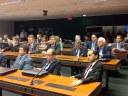 Parlamentares discutem situação orçamentária