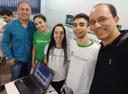 Projeto foi desenvolvido em parceria pelo Campus Nova Andradina e pela Escola Estadual Professora Nair Palácio de Souza