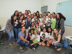Estudantes do curso técnico em Informática participaram do projeto no primeiro semestre