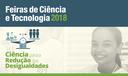 Feiras de Ciência e Tecnologia do IFMS 2018